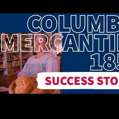 Columbia Mercantile 1855, Columbia